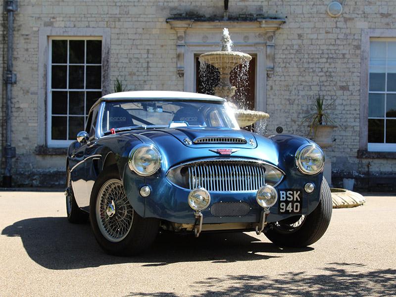 Austin Healey Car