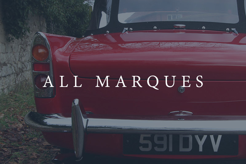 All Marques of Classic Cars